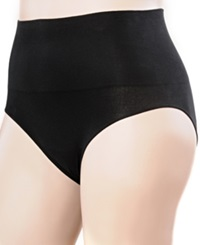 Motherhood Maternity Postpartum Tummy Shaping Brief Black Nude