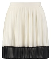 Only Onlradvile Mini Skirt Cloud Dancer Off White