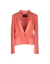 Byblos Suits And Jackets Blazers Women Coral