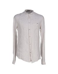 Imperial Star Imperial Shirts Shirts Men Beige