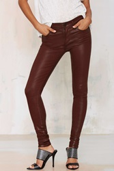 Citizens Of Humanity Rocket Skinny Jeans Oxblood