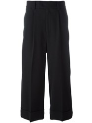 System Homme Loose Fit Trousers Black