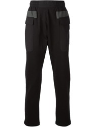 Silent Damir Doma Pocket Sweatpants Black