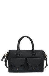 Big Buddha Faux Leather Satchel