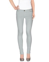 Camouflage Ar And J. Trousers Casual Trousers Women Light Green