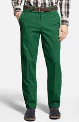 Men's Bobby Jones Stretch Corduroy Pants Deep Kelly Green
