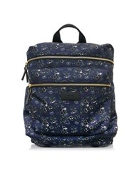 Paul Smith Logan Floral Print Nylon Rucksack Multicolor