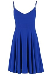 Eleven Paris Seven Summer Dress Bleu Roi Blue