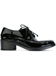 Marsell Marsell Chunky Heel Lace Up Shoes Black