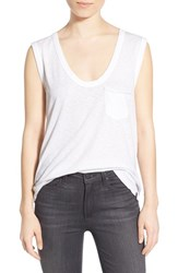 Women's Zadig And Voltaire 'Dolly' Graphic Print Tank