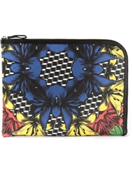 Floral Print Laptop Case Multicolour