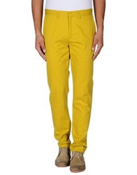 Marc By Marc Jacobs Casual Pants Ocher