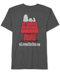 Jem Peanuts Snoopy Living The Dream T Shirt