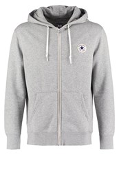 Converse Core Tracksuit Top Vintage Grey Heather