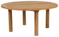 Barlow Tyrie Drummond Circular Dining Table