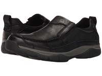 Propet Felix Black Men's Slip On Shoes