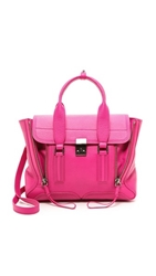 3.1 Phillip Lim Pashli Medium Satchel Fuschia