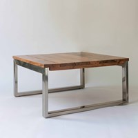 Softblock Trundle Side Table