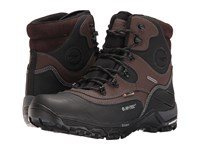 Hi Tec Trail Ox Winter 200 I Waterproof Chocolate Black Men's Shoes Brown