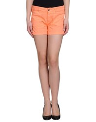 Franklin And Marshall Denim Denim Shorts Women