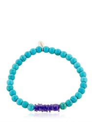 Eton Malachite Earth Bead Bracelet