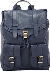 Proenza Schouler Ps1 Backpack Blue