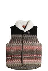 Missoni Reversible Gilet Multi
