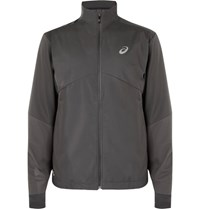 Asics Gore Windstopper Jacket Dark Gray
