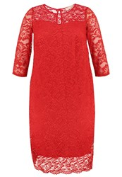Dorothy Perkins Curve Cocktail Dress Party Dress Red