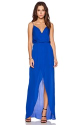 Rory Beca Maid By Yifat Oren Jones Gown Blue