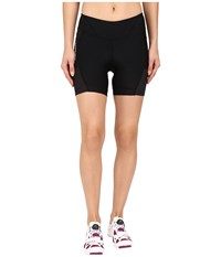Louis Garneau Power Carbon 5.5 Shorts Black Women's Shorts