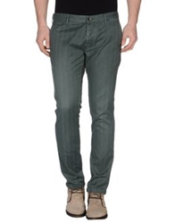 Pence Casual Pants Deep Jade