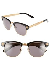 Women's Freida Rothman 'Charlies' 55Mm Retro Sunglasses Black