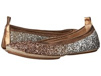 Yosi Samra Serena Copper Women's Flat Shoes Bronze