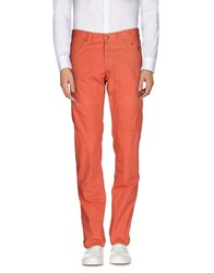 Jeckerson Trousers Casual Trousers Men Coral