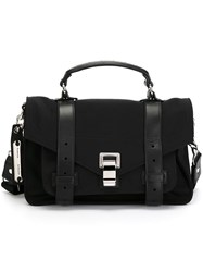 Proenza Schouler 'Ps1' Satchel Black