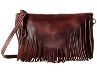 Bed Stu Silverrock Dark Scarlett Rustic Handbags Brown