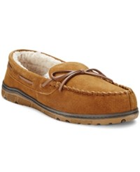 Rockport Men's Faux Fur Lined Moccasins