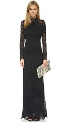 Nightcap X Carisa Rene Classic Victorian Dress Black