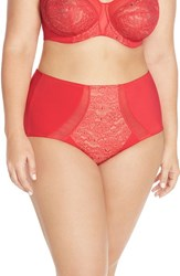 Plus Size Women's Elomi 'Raquel' Lace Briefs