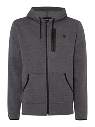 Army And Navy Kendall Hoodie Charcoal Marl
