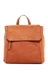 Cole Haan Felicity Leather Backpack Brown
