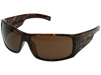 Electric Eyewear Mudslinger Tortshell Melanin Bronze Sport Sunglasses Brown