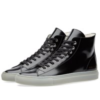 Common Projects Tournament High Polished Black