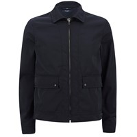 Paul Smith Jeans Men's Flight Jacket Navy Blue