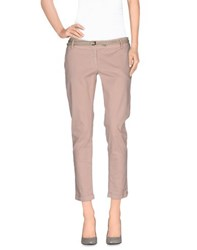 Imperial Star Imperial Trousers 3 4 Length Trousers Women Light Pink