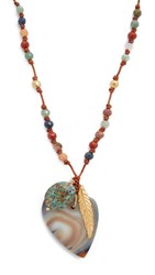 Chan Luu Sodalite Necklace Multi Mix