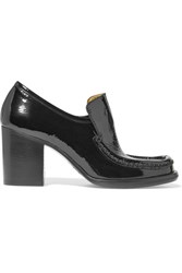 Acne Studios Kenia Patent Leather Pumps Black