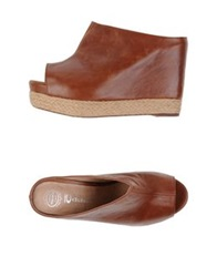 Jeffrey Campbell Espadrilles Brown