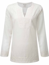 Craghoppers Clemence Long Sleeved Top Cream